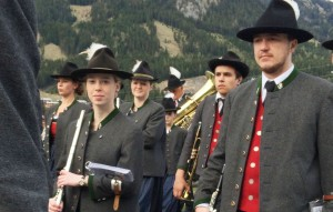 Pertisau Marching band 2 cropped