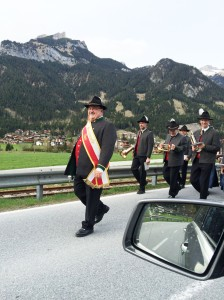 Pertisau Marching band