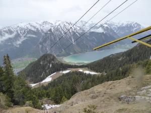 View from Mount Rofan