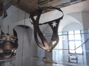 Salzburg. Chastity belt.