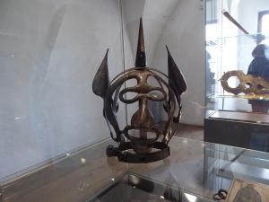 Salzburg.  Iron mask.