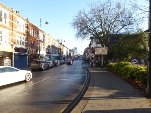 Church Street Enfield Town