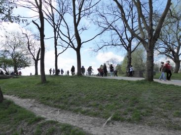 Hampstead Heath Walkers 2