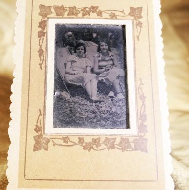 Tintype 1920s