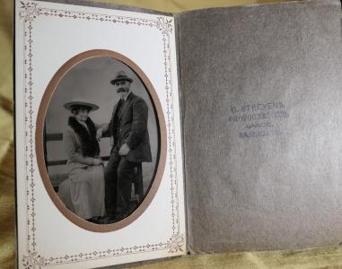 Tintype Edwardian