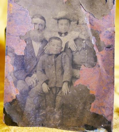 Tintype USA family