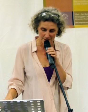 Poet Cheryl