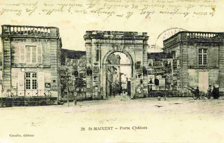 Porte Chalon road side