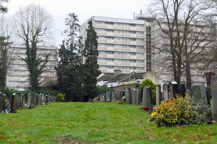 blog lavender hill cemetery flats