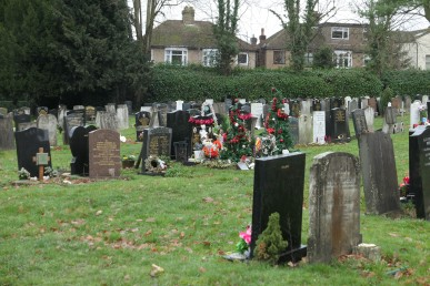 blog lavender hill cemetery