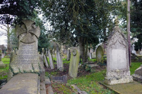 blog southgate cemetery dec 2018