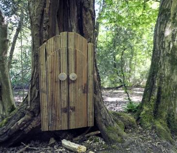 Hadley Wood Door
